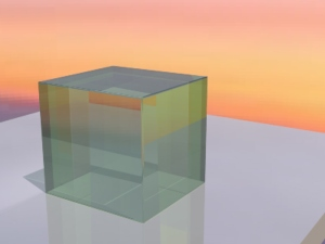 CUBE - methacrylate